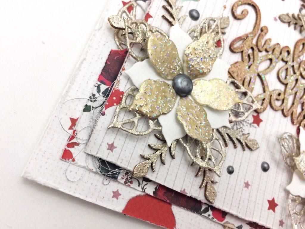 fabscraps 1 card 2 ways easy & extravagant