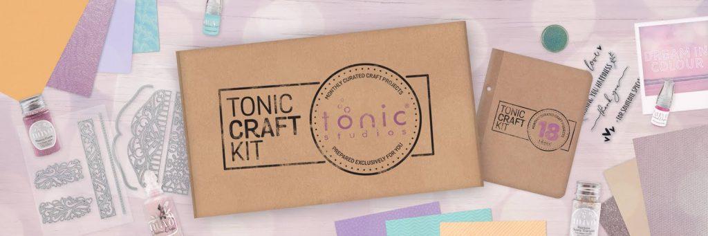 Tonic Studios craft kit 18