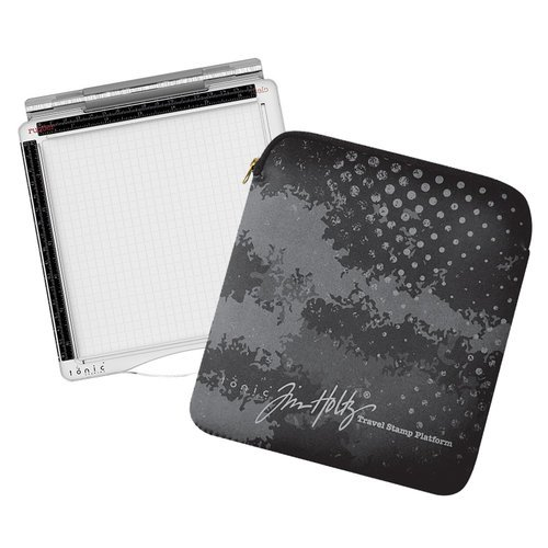 Tonic Studios - Tim Holtz - Travel Stamp Platform and Sleeve Bundle