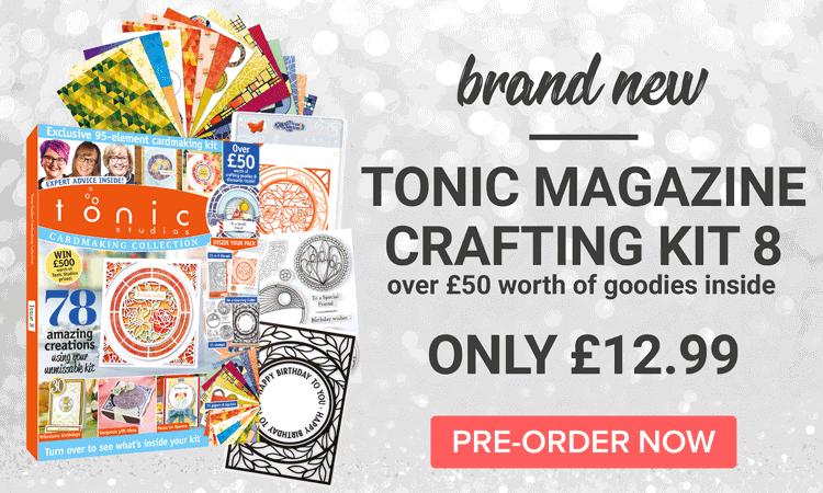 Tonic Magazine Crafting Kit 8