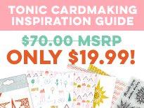 tonic cardmaking guide