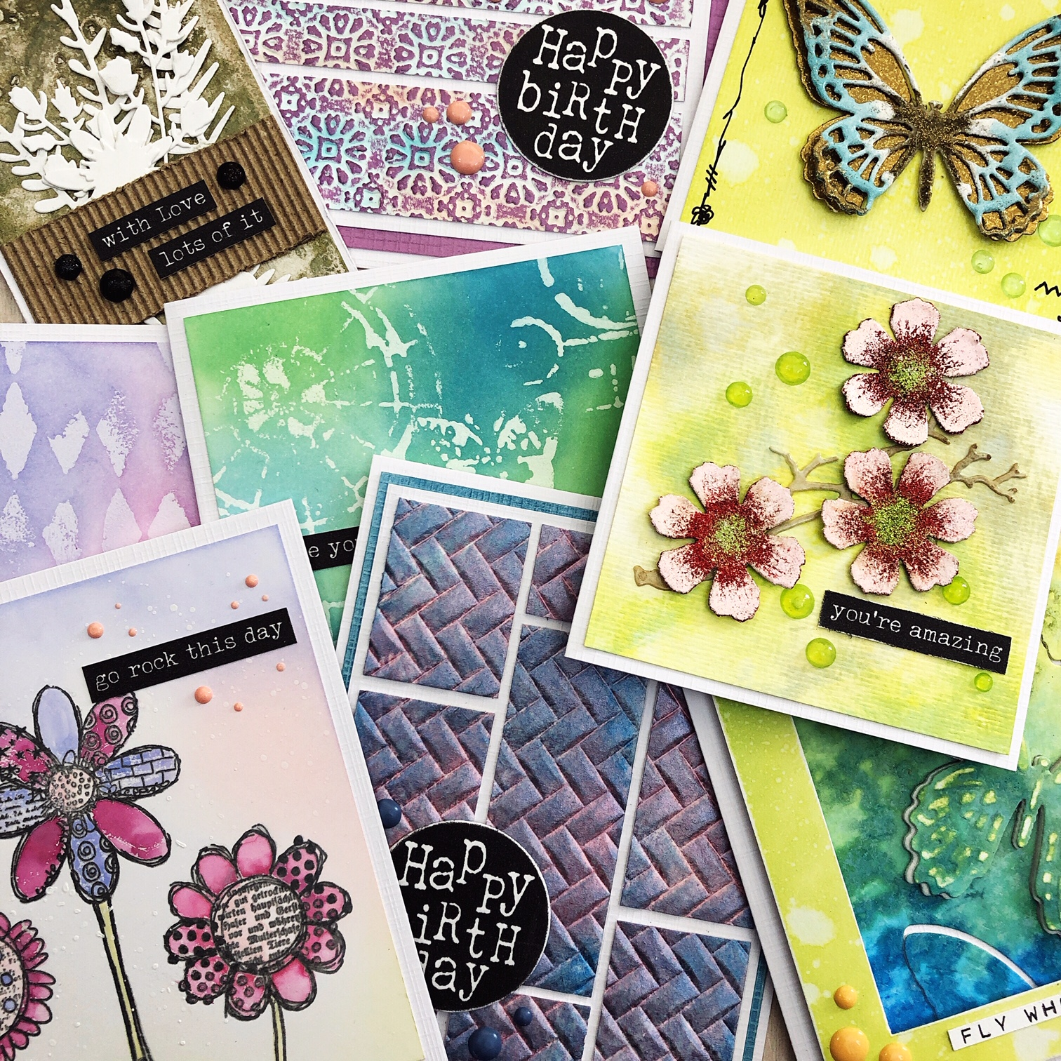 cardmaking tips cards