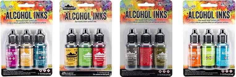alcohol ink mulitpacks