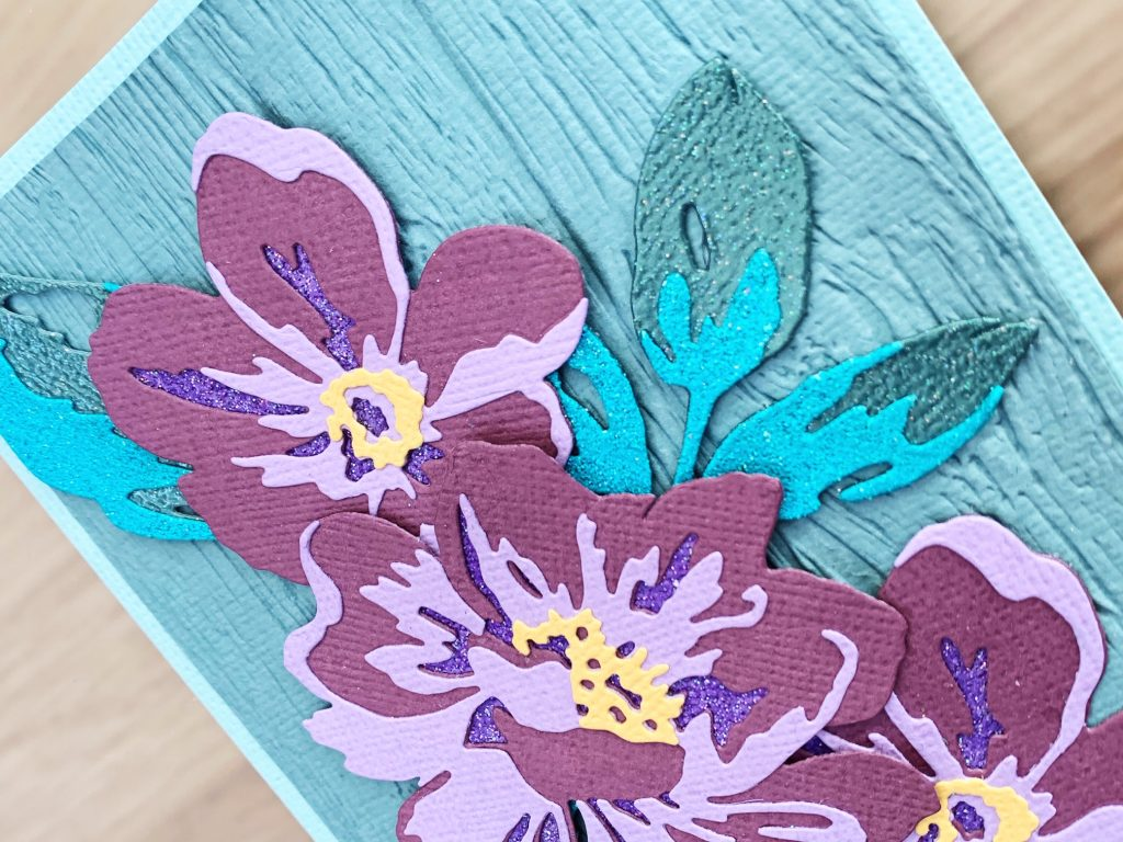 embossing accents