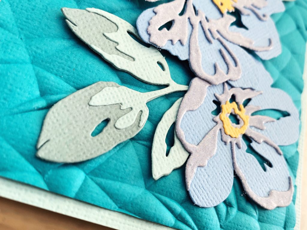 heat and dry embossing