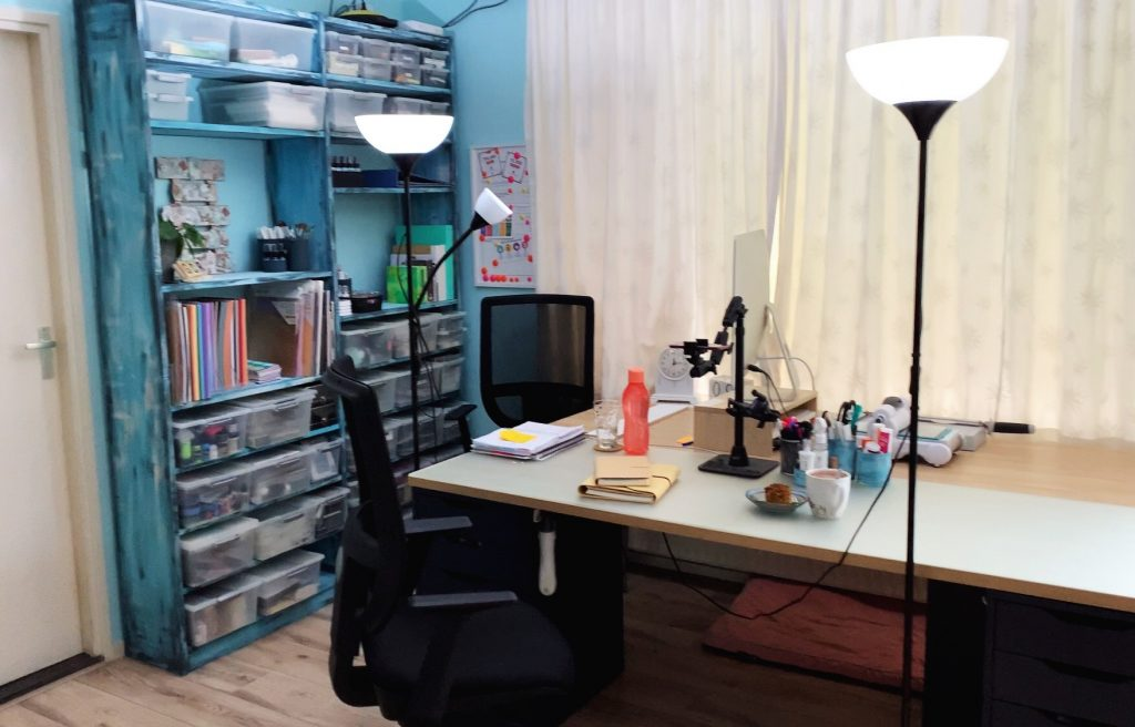 new craft space
