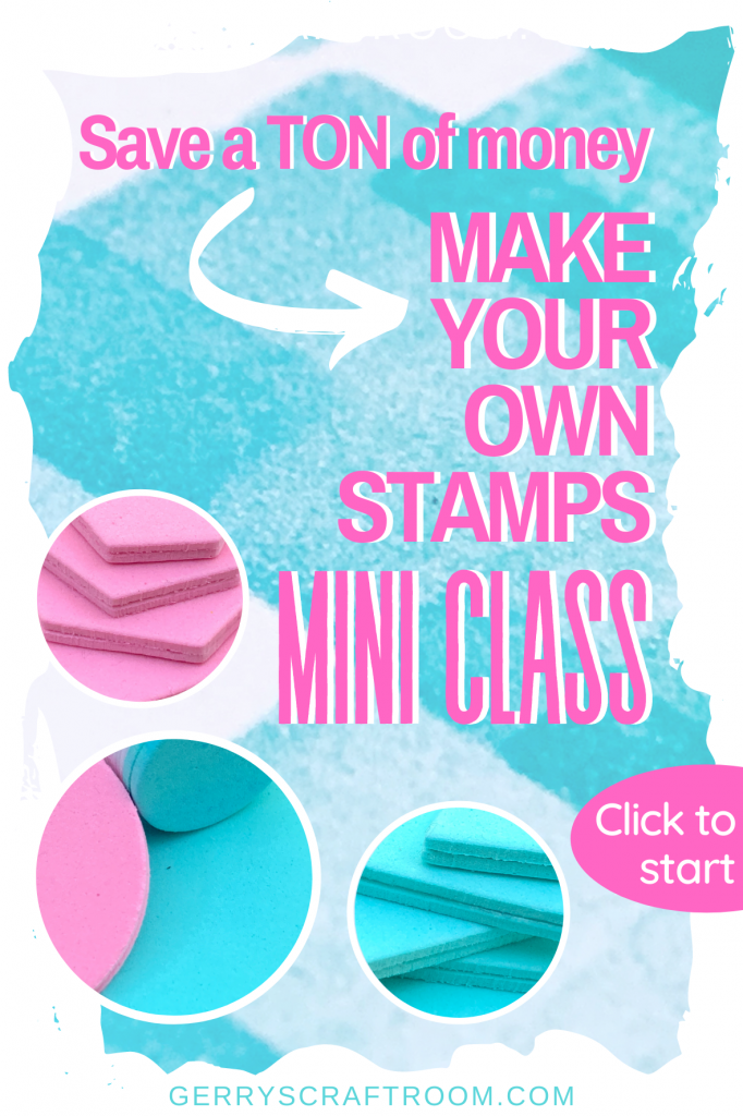 make your own stamps mini class