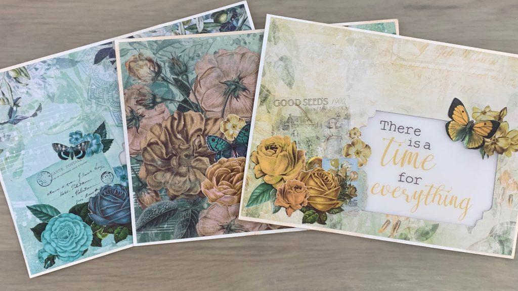 envelopes plain to pretty
