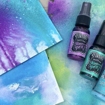 ink sprays