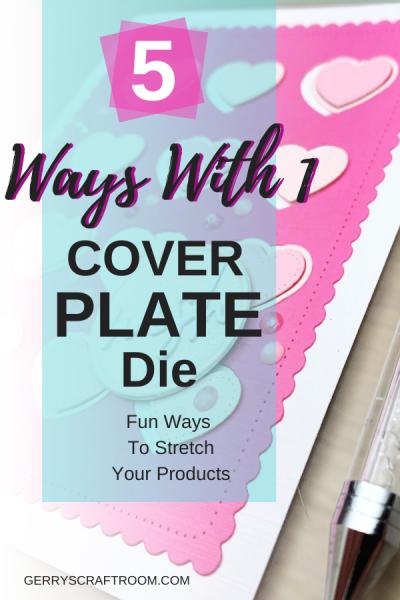 5 ways one cover plate die